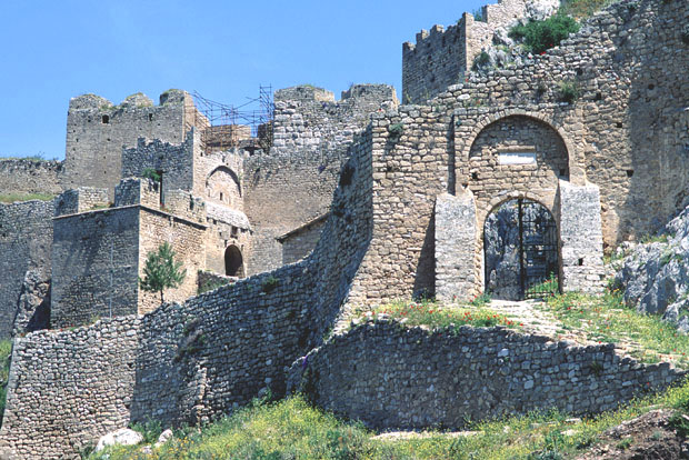 Acrocorinth, Peloponnese, Greece  Travels in Time